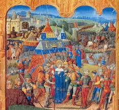 Guillaume IX le comte-poète