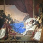 Mort de Louis IX sous une tente à Tunis