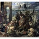Prise de Constantinople vue par Villehardoin
