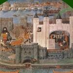 Charles d'Orléans dans sa prison anglaise