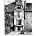 La maison de La Boétie à Sarlat